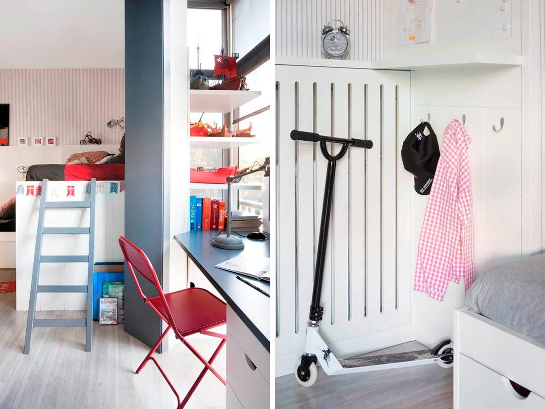 Thinking Home - Interiorismo habitación infantil en Francesc Carbonell