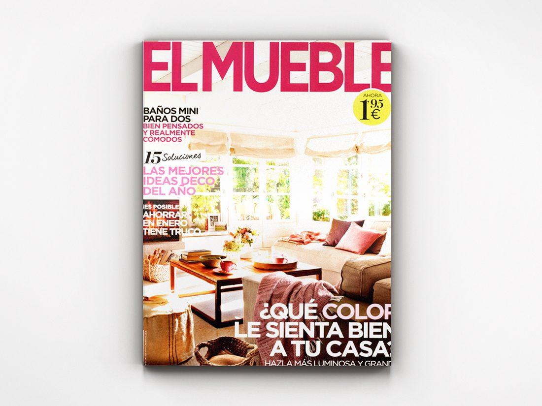 Thinking Home - Espacios a medida - Revista El Mueble nº 643