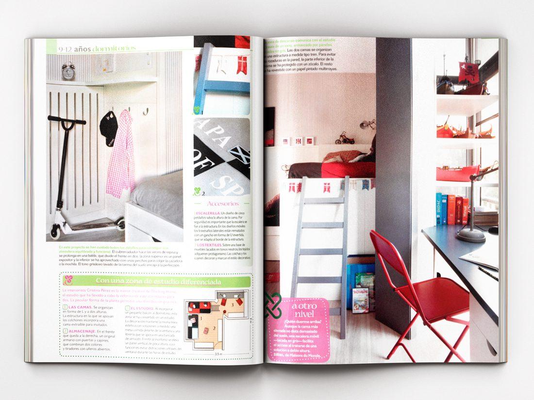 Thinking Home - Espacios a medida - Revista Mi Casa - Extra Niños 49