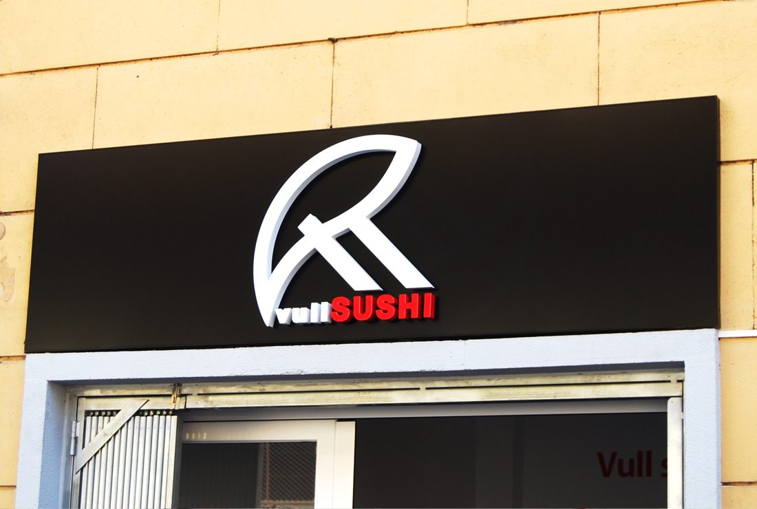 Thinking Home - Interiorismo local commercial Sushi Barcelona