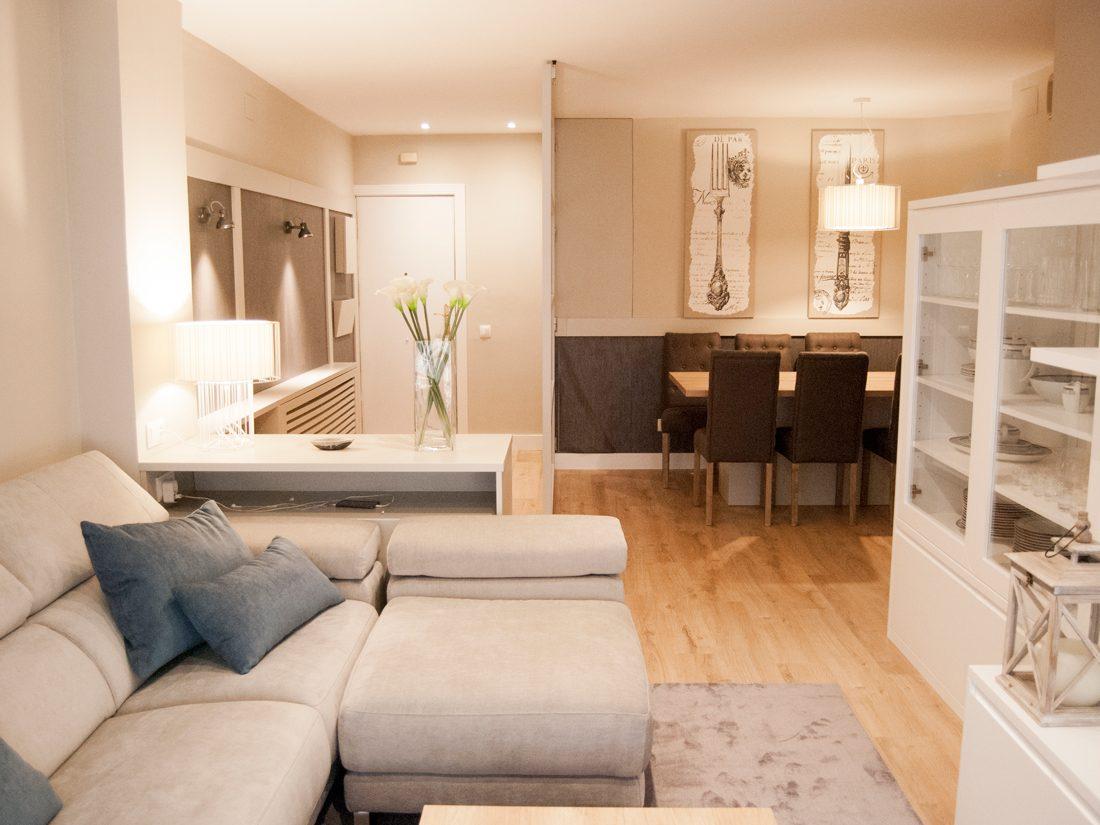 Thinking Home - Decoración e Interiorismo piso Can Bruixa